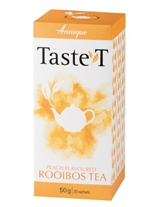 Peach Flavoured Rooibos tea 50g