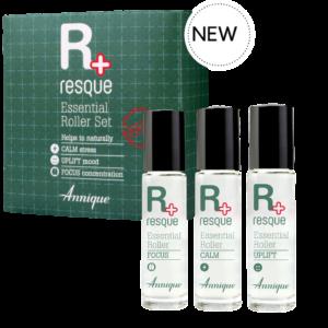 Resque Essential Roller Set 3 x 10ml
