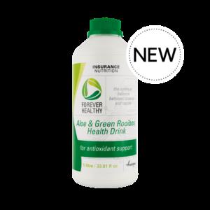 Aloe Ferox & Green Rooibos Health Drink