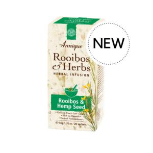 Rooibos & Hemp Seed Tea